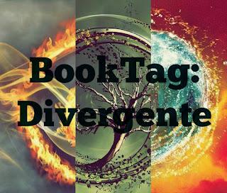 BookTag #2 Divergente