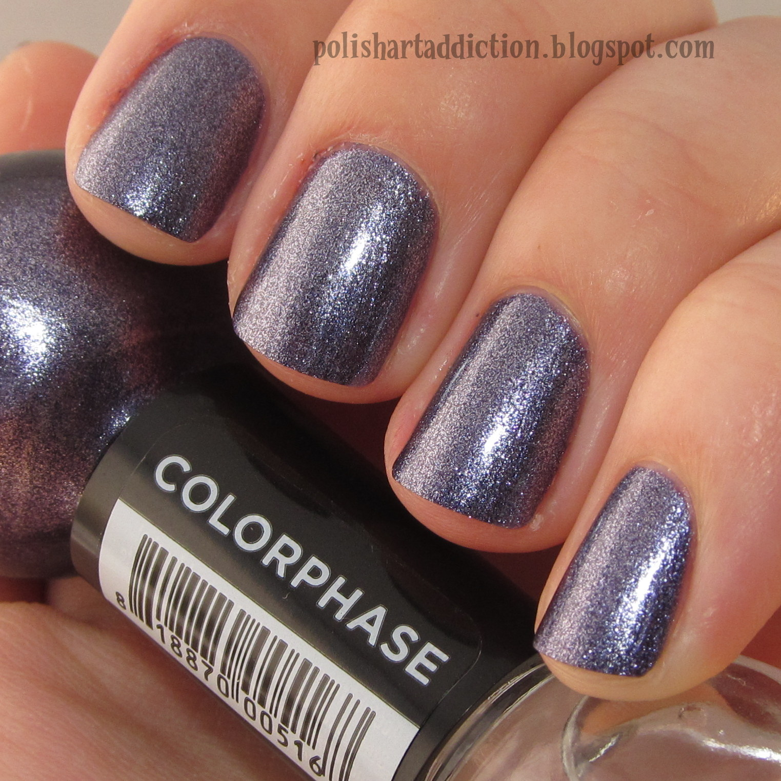 ColorPhase Nail Polish