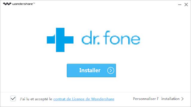 installer-Dr.fone-recorvery