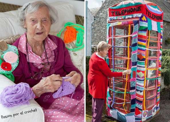 Crochet a cualquier edad demostrado