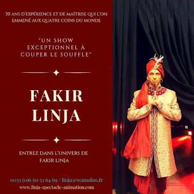 fakir, charmeur de serpent, spectacle de fakir, fakir spectacle