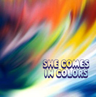She comes in colors, A colorful compilation with songs from  the '60s & '70s