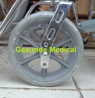 kursi roda aluminium