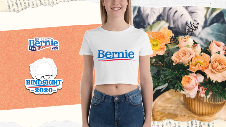 Women For Bernie Sanders 2020
