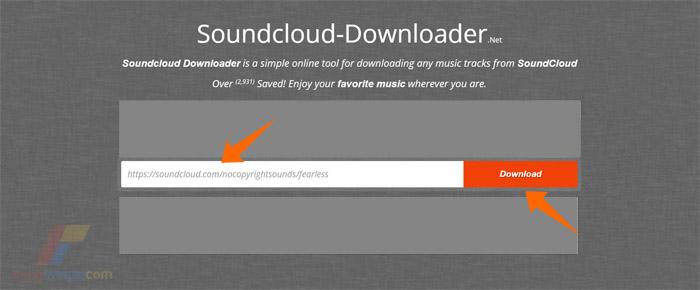 Cara Download Lagu dari Soundcloud Tanpa Software