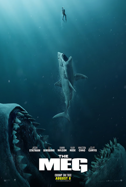 WATCH: Jaws Has Nothing on THE MEG - The Largest Predator of All-Time