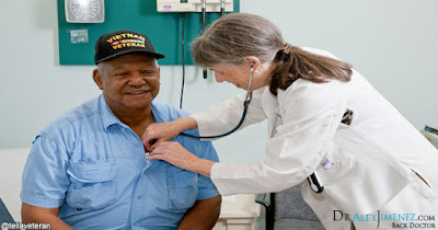 Holistic Treatment Available for Veterans - El Paso Chiropractor