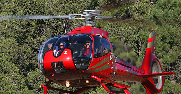 Amazing experience to explore North Canyon Eco star by helicopter