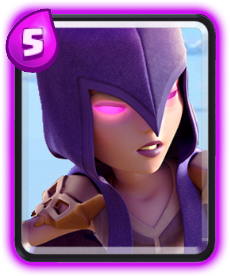 Carta Bruxa de Clash Royale - Wiki da Carta