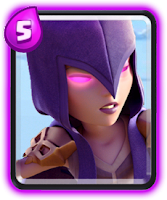 Carta Bruxa de Clash Royale - Cards Wiki