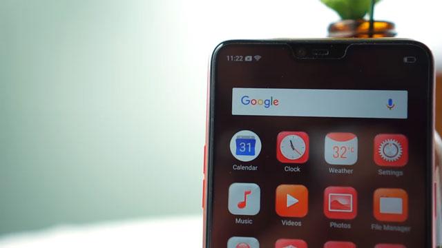 اوبو تطلق هاتف Opoo F7 Youth أقوى صور سلفي بسعر أقل !