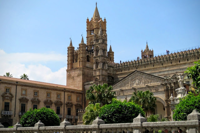 Streat Palermo Tour Sicily - Palermo Cathedral