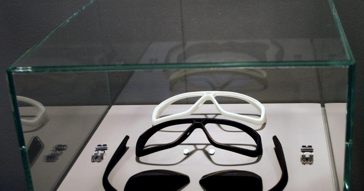 264e14a0f4c7 DIY 3D Printing  New 3d printed eyewear  Mykita Mylon and Patrick Hoets  custom titanium frames