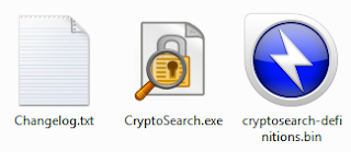 CryptoSearch: файлы