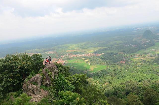 Akses Rute Dan Lokasi Temat Wisata Situs Gunung Munara