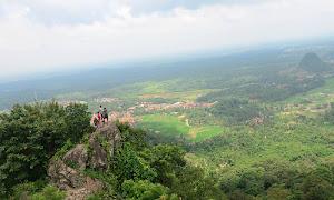 Akses Rute Menuju Lokasi Tempat Wisata Gunung Munara di Bogor