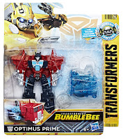 Hasbro Transformers Bumblebee Movie Power Plus Series Optimus Prime 001