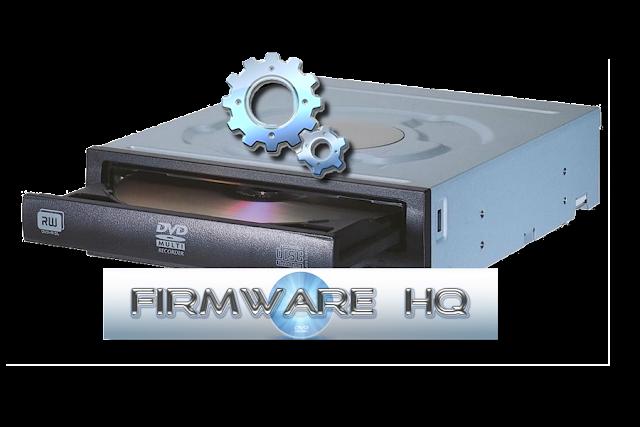 Firmware HQ: Descargar los firmware actualizados de tus unidades ópticas