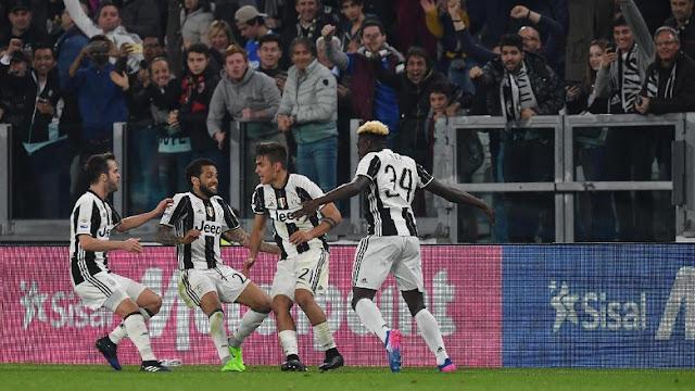 Kemenangan atas Milan Bikin Juve Tambah Semangat Lawan Porto