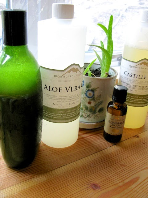 Methow Valley Herbs: Make your own herbal shampoo: Mountain