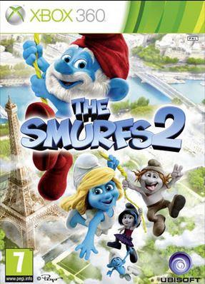 بۆ ئێكس بۆكس The Smurfs 2