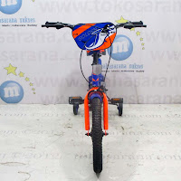 Sepeda Anak Golden Storm BMX 16 Inci Blue