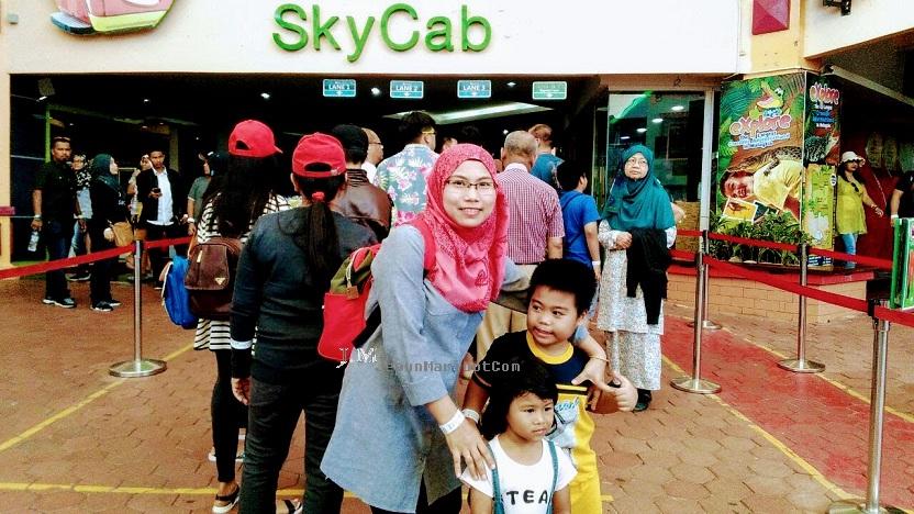 SkyCab, SkyRex, SkyDome, 6D Cinemotion