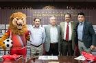 Teojama Comercial renueva su auspicio al club deportivo El Nacional