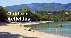 Swimming, hiking, walks, cycling, canoeing, golf or mountaineering?
