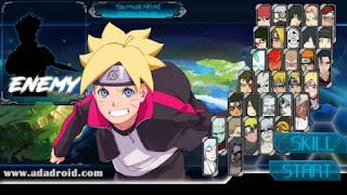 Naruto Senki Forget Time Mod