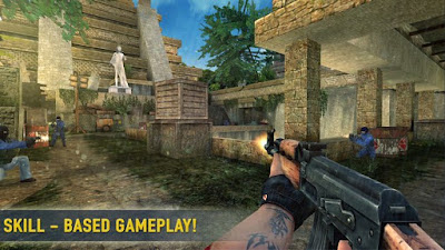 Counter Attack 3D MOD APK (Unlimited Golds) v1.1.87 Offline