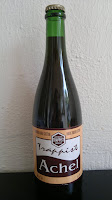 Achel Bruin Extra fra bryggeriet Achel