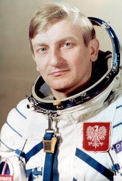 Mirosław Hermaszewski - pierwszy Polak w kosmosie