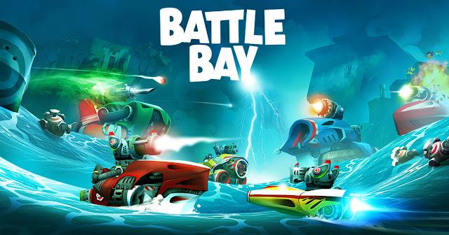 تحميل لعبة Battle Bay v2.4.1 مهكرة للاندرويد (آخر اصدار) - افضل العاب 2017