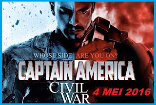 Film Captain America Civil War