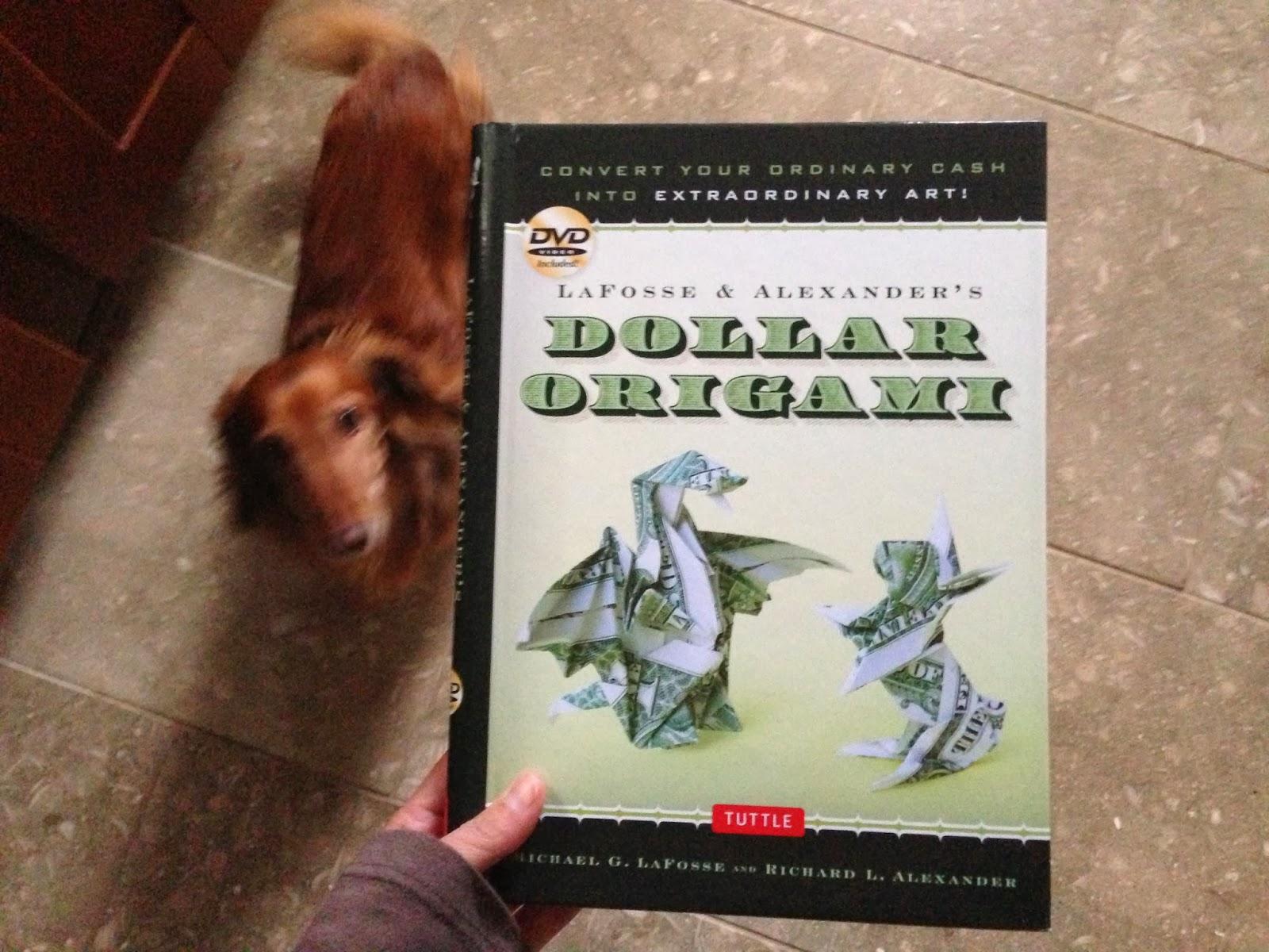 Yuki's Origami Blog: Review: LaFosse & Alexander's Dollar ... - photo#23