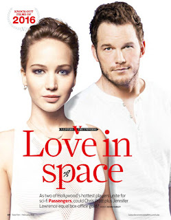 Passengers Love In Space