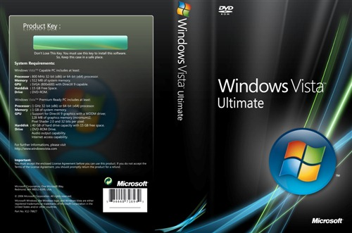 Windows Vista Ultimate ISO Download Free 32 / 64 Bit | Windows Vista Ultimate ISO