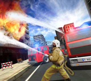 Firefighter - Simulator 3D