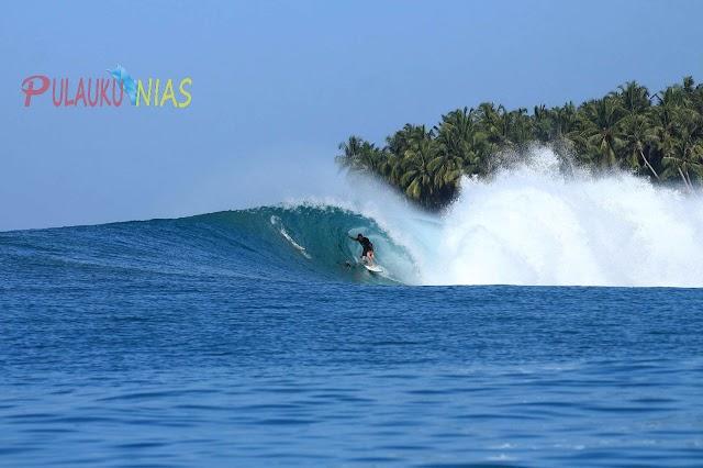 Ada World Surfing League Di Nias Selatan, Agustus 2018