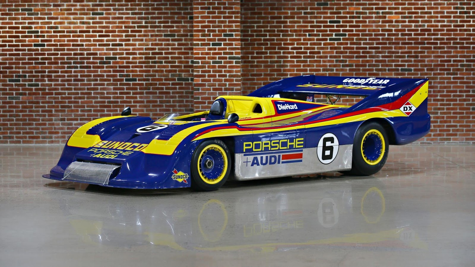 1973 Porsche 917/30 Can Am Spyder: $3,000,000
