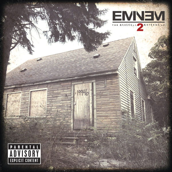 Eminem – The Marshall Mathers LP2 (Deluxe) [iTunes Plus AAC M4A]