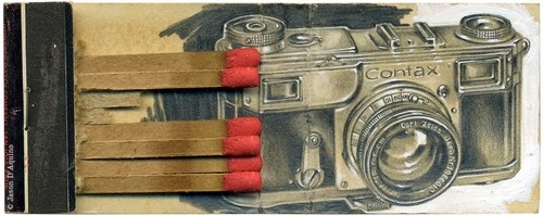 16-Camera-Jason-D-Aquino-Vintage-Matchbook-Drawings-www-designstack-co