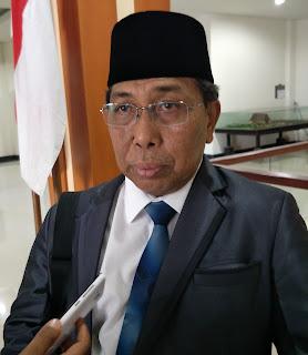 <b>Anggota Komisi II DPRD NTB Kritisi Terlalu Panjangnya Prosedur Penanganan Bencana</b>