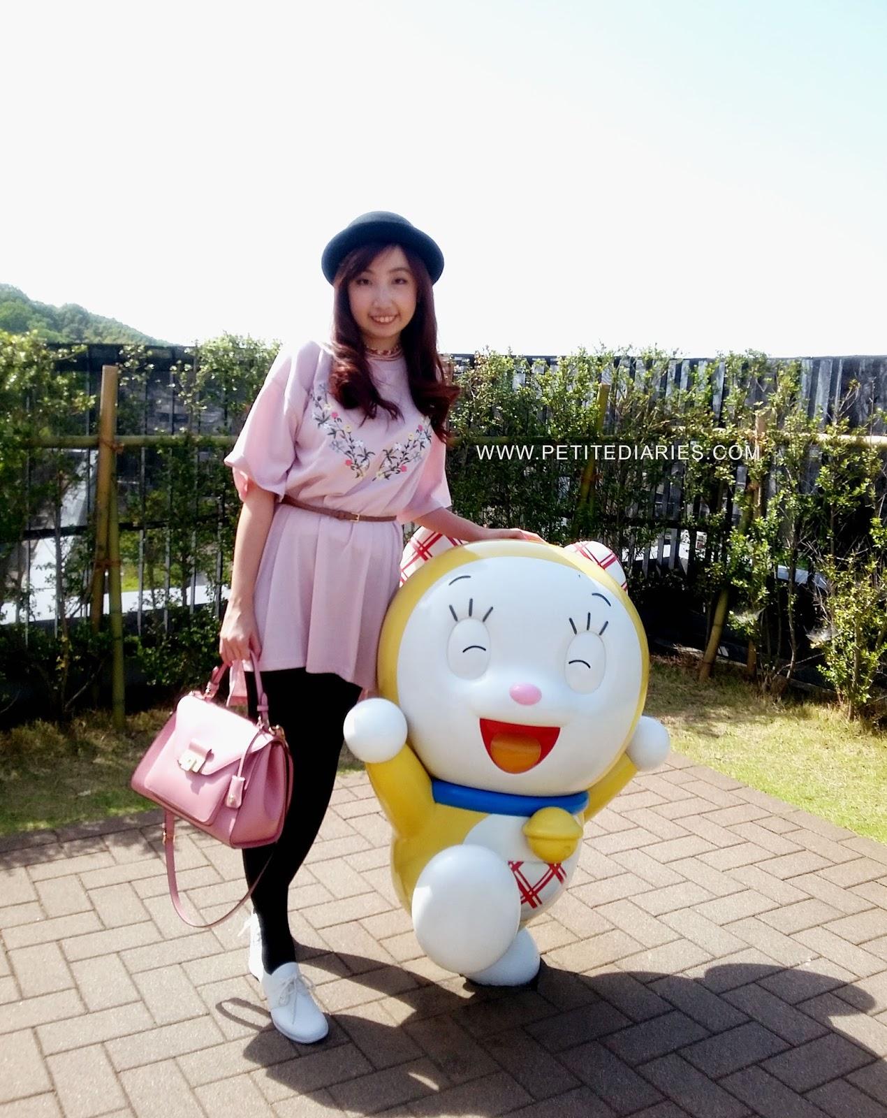 travel inside fujiko fujio museum kawasaki japan