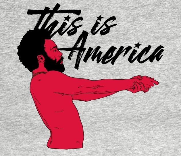 هذه أمريكا تشايلدش غامبينو This Is America