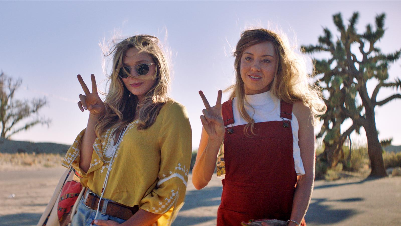 Ingrid Goes West (HD 720p, HD 1080p y Español- Inglés, 2017) poster box code