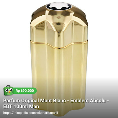 mont blanc emblem absolu edt 100ml man