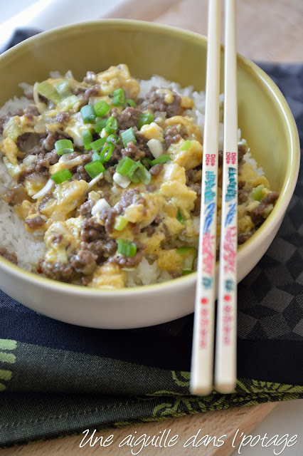 beef & eggs chinese recipe Ken Hom