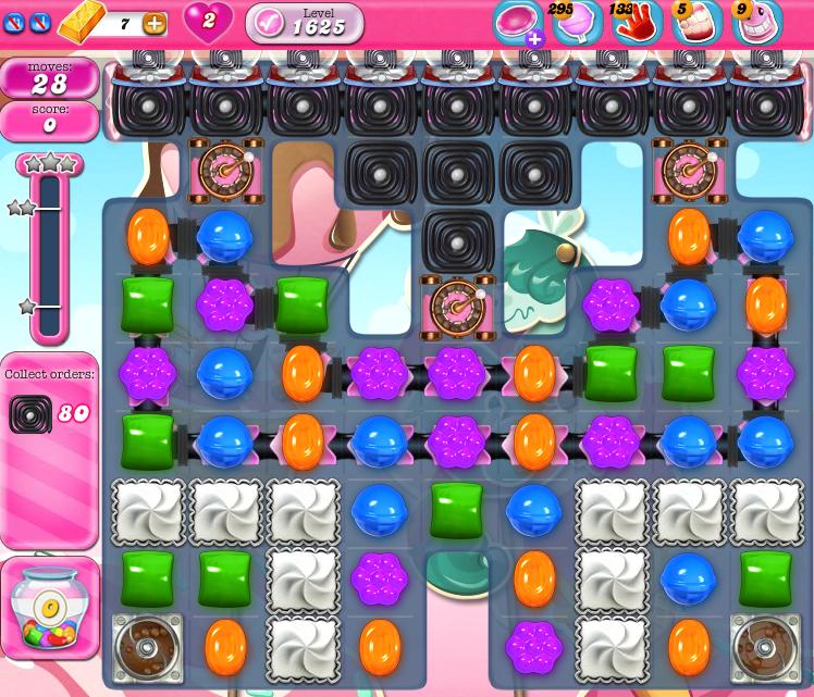 Candy Crush Saga 1625